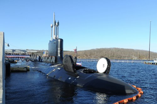Government Accountibility Office issues warning on submarine readiness backlogs
