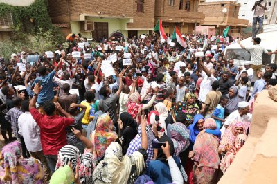 7 dead, hundreds wounded in mass protests against military rule in Sudan