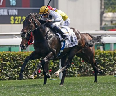 U.S. horses win Derby, Breeders' Cup preps in Japan