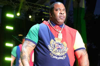 Busta Rhymes, dressed as a dragon, eliminated from 'Masked Singer'