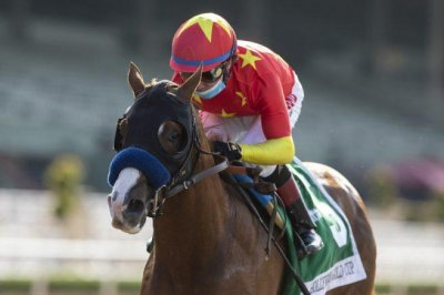 Breeders' Cup field set; Improbable favorite for $6 million Classic