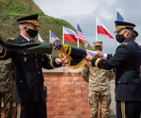 U.S. Army formally activates V Corps in Poland