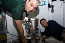 NASA's new $23 million space commode system is more than just a toilet