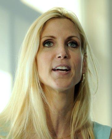 Ann Coulter calls McCain 'douche bag'