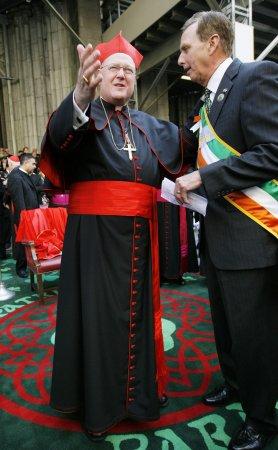 Cardinal Dolan OK with Mormon president