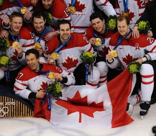 Canada men's hockey team defeat Norway 3-1