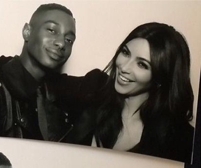 Kim Kardashian reveals why she rarely smiles