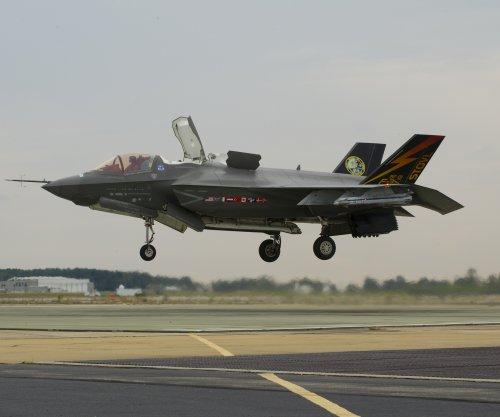 F-35B Lightning II fighters declared combat ready