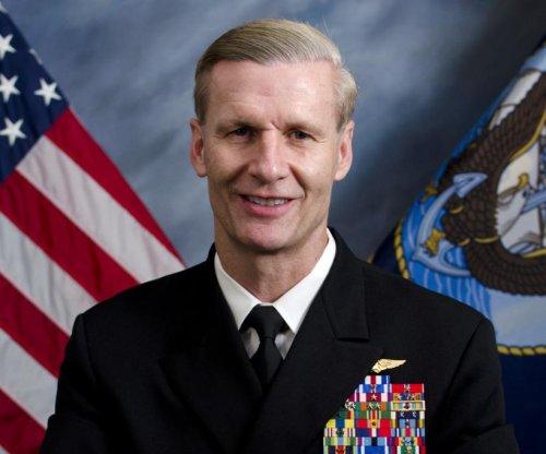 U.S. Navy commander calls for North Korea denuclearization