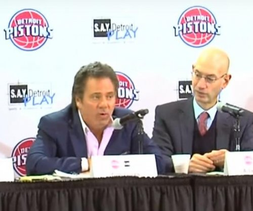 Detroit Pistons owner helps Flint telethon bring in $1.1M