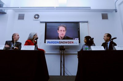 Exiled Edward Snowden requests presidential pardon