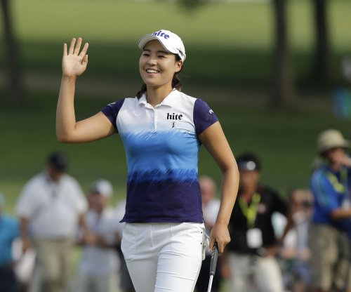 Gee Chun climbs to No. 3 in Rolex rankings