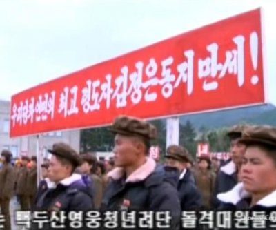 North Korea rumors: Color TVs, phones in new homes for flood victims