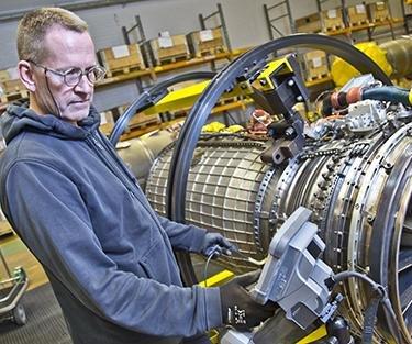 GKN Aerospace continues Gripen's engine support program
