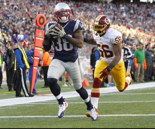 New England Patriots' Brandon Bolden no lock to make team