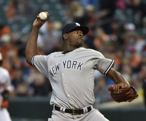New York Yankees' Luis Severino shuts down Kansas City Royals