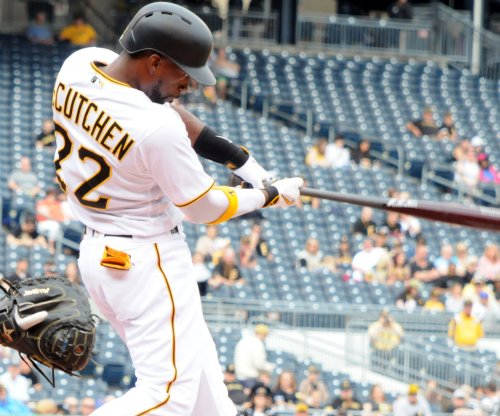 Pittsburgh Pirates ride six-run first inning to victory over Milwaukee Brewers