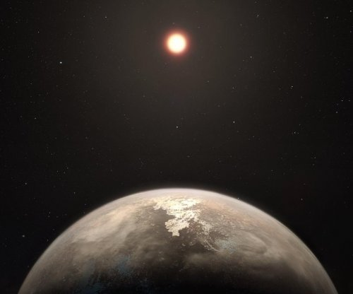 Newly discovered Earth-sized planet looks to be life-friendly