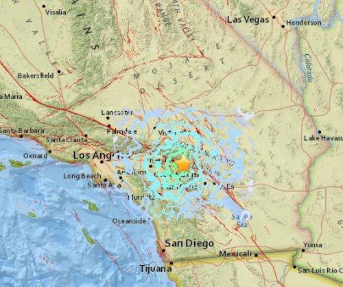 Magnitude 4.5 earthquake hits 90 miles east of LA