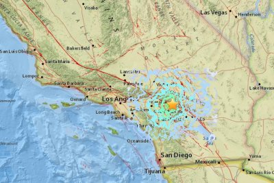 Magnitude 4.5 earthquake hits 90 miles east of LA