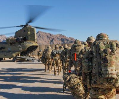 2 U.S. service members killed in Afghan chopper crash