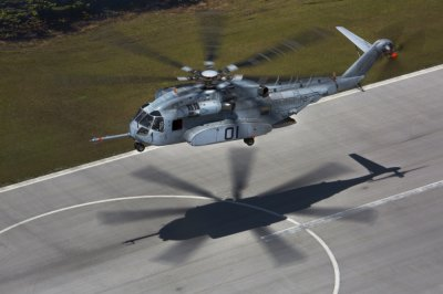 Fix found for Marines' CH-53K helicopter engine integration issues