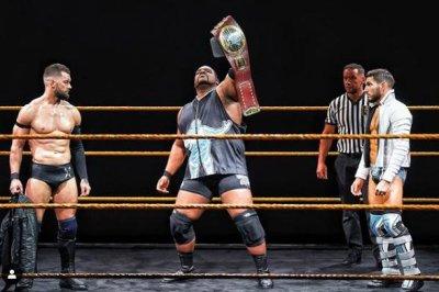 WWE NXT: Keith Lee defends title against Finn Balor, Johnny Gargano