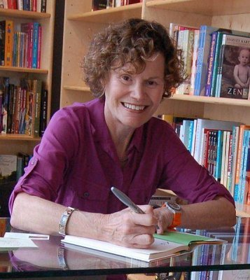 Judy Blume treated for breast cancer