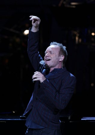 Sting's December Sydney concert canceled