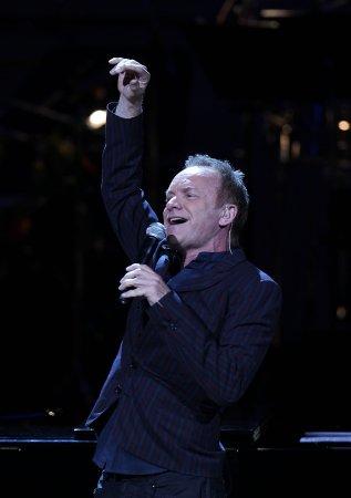 Sting's December Sydney concert canceled