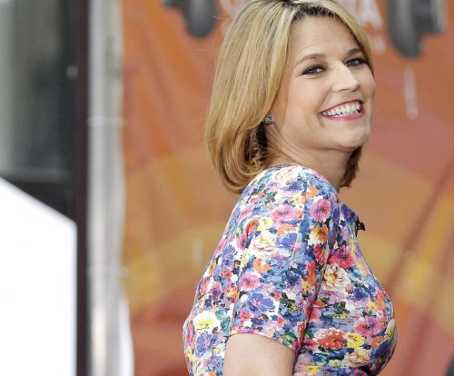 Savannah Guthrie anchors 'Nightly News' during Lester Holt absence