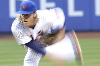 New York Mets' Noah Syndergaard shuts down San Diego Padres