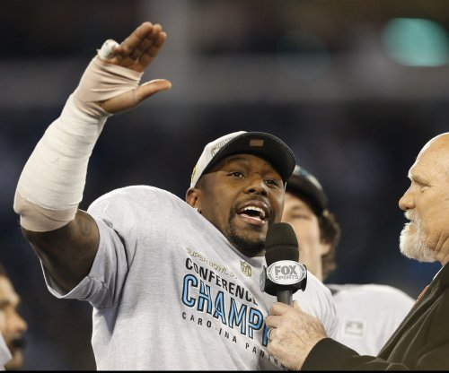 Carolina Panthers' Thomas Davis breaks arm in NFC Championship