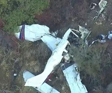 Pilot dies in crash of small plane near Upland, Calif.