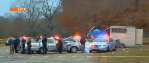 2 killed, 4 hurt in shooting at Louisville's Thanksgiving 'Juice Bowl'