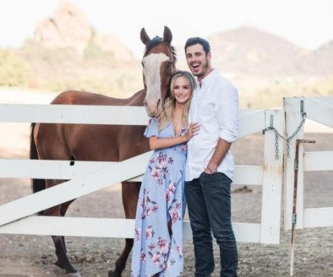 Lauren Bushnell celebrates Ben Higgins' birthday: 'I'm so thankful'
