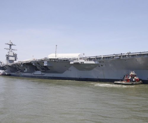 Huntington Ingalls awarded $148.7M for Ford-class Enterprise construction