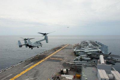 Navy to christen new America-class amphibious assault ship