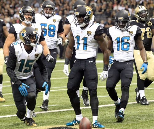 Jacksonville Jaguars: Marquise Lee practices, is questionable
