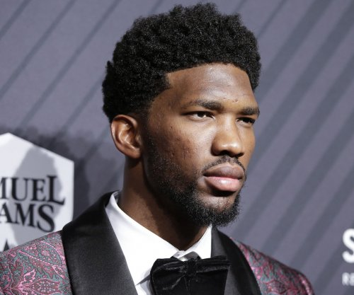 Joel Embiid excited about Philadelphia 76ers playing Boston Celtics in London