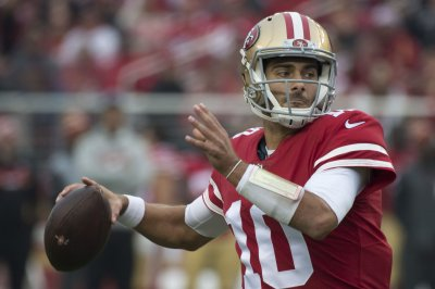 Reports: Garoppolo, 49ers agree to five-year deal