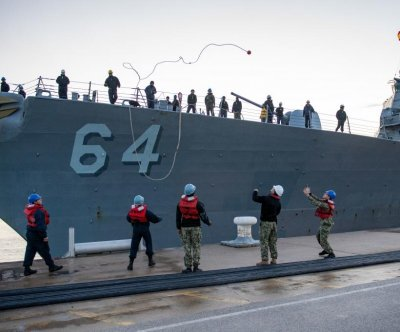 USS Carney returns to Spain following worldwide force patrol