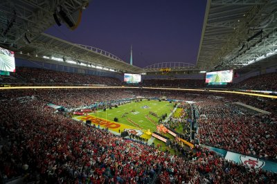 Miami Dolphins consider 15,000 attendance limit