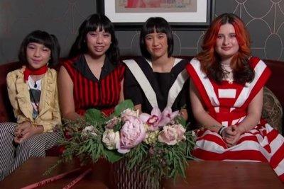 The Linda Lindas perform 'Racist, Sexist Boy' on 'Jimmy Kimmel Live'
