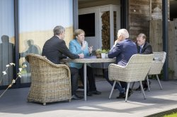 G7 leaders to sign anti-pandemic declaration
