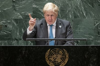 Boris Johnson at U.N.: It's time for humanity to 'grow up' on climate change