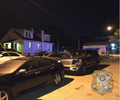 College party shooting in Georgia leaves one dead and seven injured