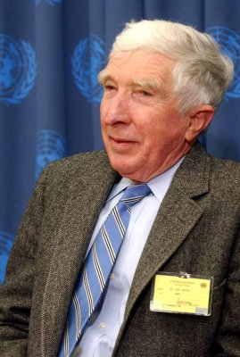 Author John Updike dead at 76