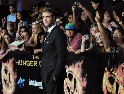 'Hunger Games' devours U.S. box office