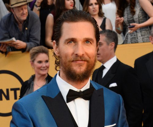 Matthew McConaughey, Gugu Mbatha-Raw start shooting 'Free State of Jones'